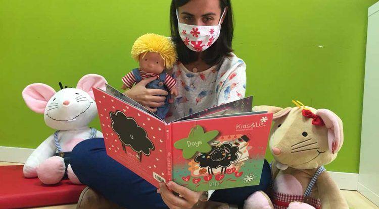 Kids&Us Málaga: un universo de estímulos para el aprendizaje de inglés de niños/as