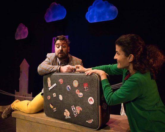 Teatro y danza para ver con niños en marzo en el Teatro Cánovas de Málaga
