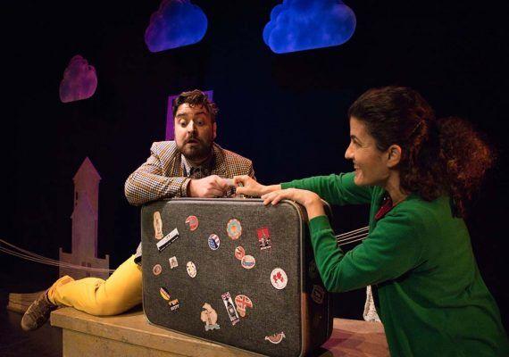 Teatro y danza para ver con niños y en familia en marzo en el Teatro Cánovas (Málaga)