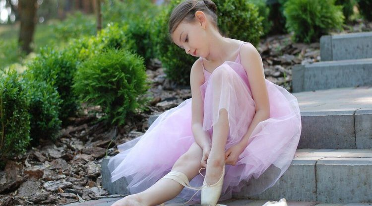 Clases de ballet online vía zoom para niños y niñas