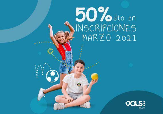 Campamento de verano en Málaga con Vals Sport