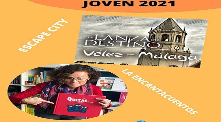 Juego de aventuras y cuentacuentos infantil por Semana Santa en Vélez-Málaga