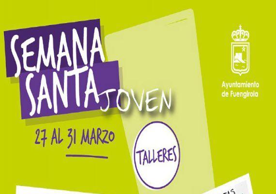 Actividades y talleres por Semana Santa para niños y jóvenes en Fuengirola
