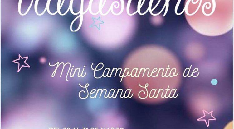 Campamento de Semana Santa para peques desde los 3 años en la sala Tragasueños (Málaga)