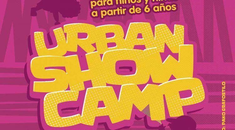 Urban Show Camp: campamento artístico y lúdico por Semana Santa para niños en Málaga