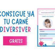 Descubre todas las ofertas que tiene el carné de La Diversiva para familias con niños