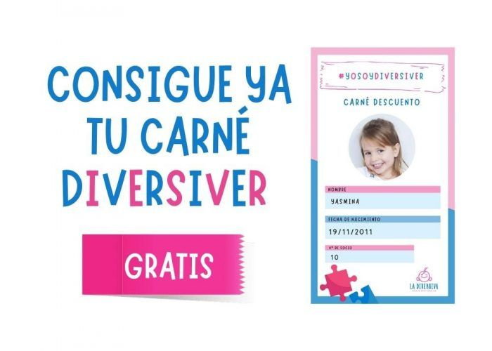 Ofertas para niños y familias con el carné de La Diversiva