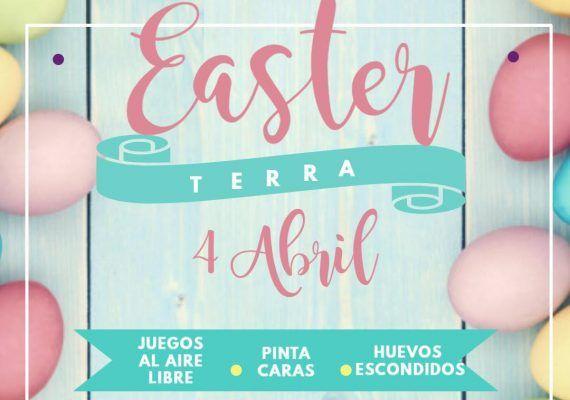 Fiesta de Pascua para niños y familias en el Restaurante Terra de Antequera este domingo