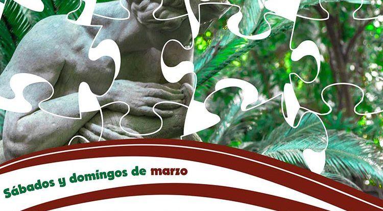 Actividad al aire libre en Málaga para toda la familia en el Jardín Botánico