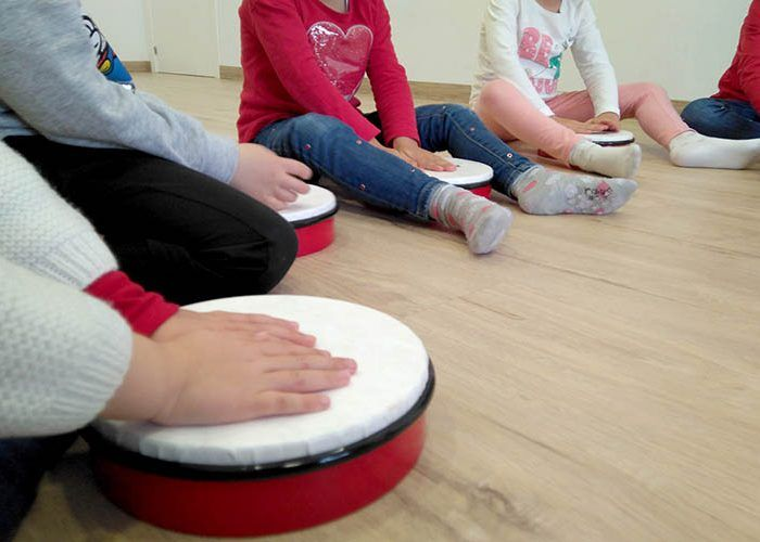 Taller de Educación musical gratis para peques en el Centro Cultural MVA