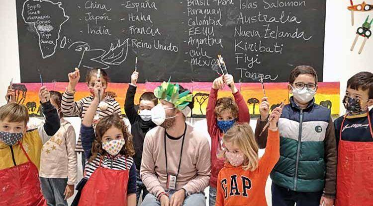 Talleres en Semana Santa para niños y adolescentes en el Museo Picasso Málaga