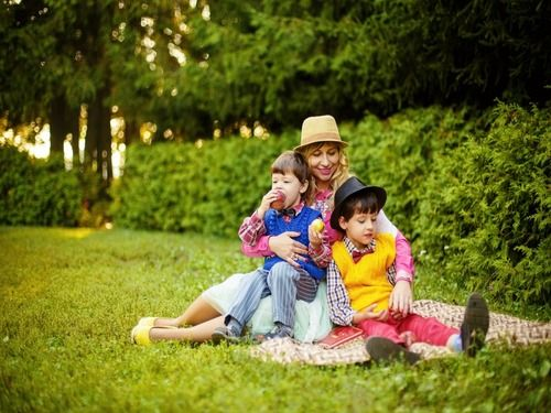 Calendario de actividades infantiles de Parapapam para abril
