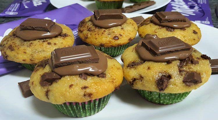 Receta: cómo hacer Muffins deliciosos en casa