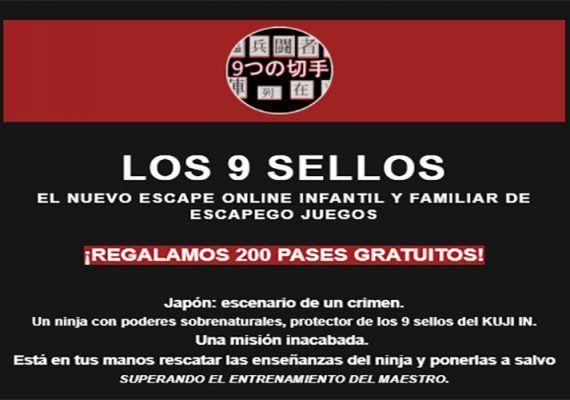 Escapego Juegos nos regala 200 pases gratis para su nuevo juego de escape online: Hazte con uno