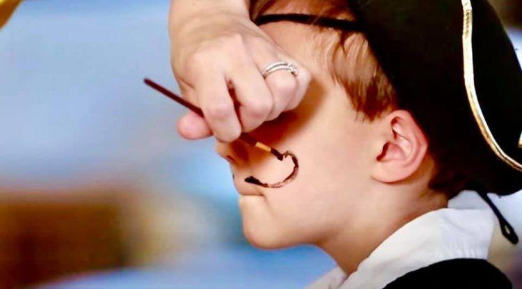 Fiesta pirata para niños en el Restaurante Terra de Antequera