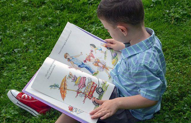 Top 5 de los libros que los niños no pueden no leer