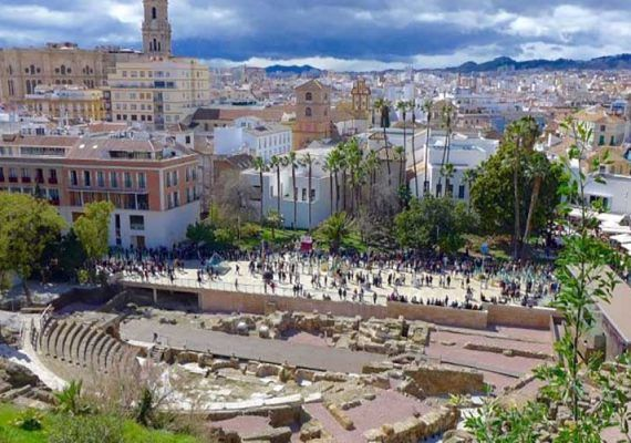 Visita los principales monumentos de Málaga en tiempo récord