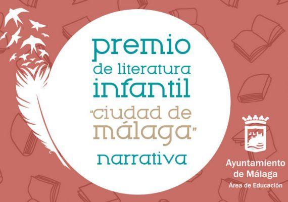 """Abierto el plazo del XII Premio de Literatura Infantil """"Ciudad de Málaga"""""""