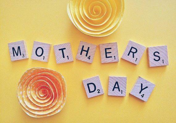 Cinco regalos caseros para celebrar el Día de la Madre