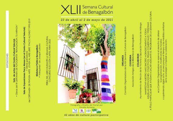 Semana Cultural de Benagalbón 2021: actividades para niños