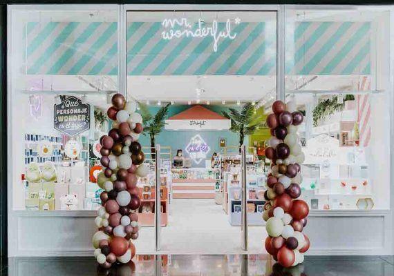 Mr. Wonderful abre la primera tienda de la provincia de Málaga en el Centro Comercial Vialia