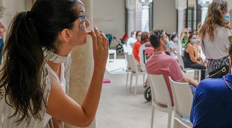Actividades para familias con niños y niñas en el Museo Thyssen Málaga: Música, Danza y Arte