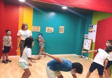 Kids&Us Málaga y Torremolinos calientan motores para sus campamentos de verano en inglés