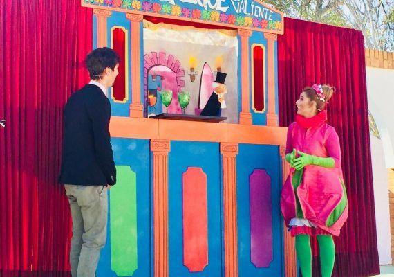 Teatro infantil gratis durante mayo en Málaga: Peneque el Valiente