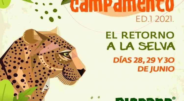 Campamento de verano para peques exploradores en Bioparc Fuengirola