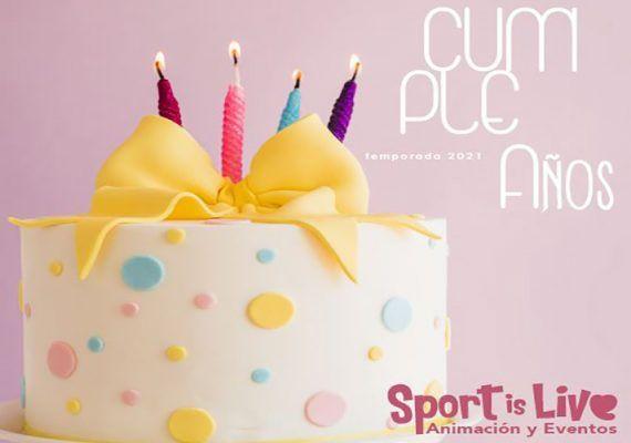 Cumpleaños infantiles en Málaga con animaciones para todos los gustos y exclusivos con Sportislive