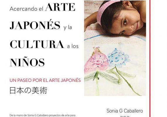 Presentación online y gratis de la Asociación Montessori Málaga del libro 'Acercando el arte japonés y la cultura a los niños'