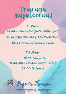 Programa talleres para embarazadas