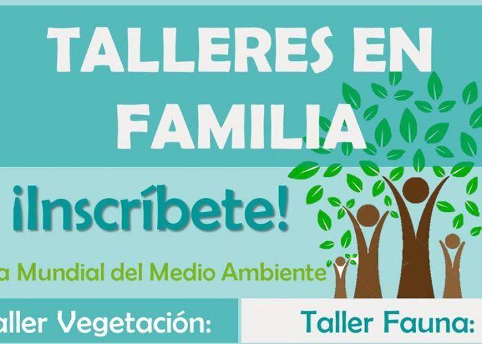 Talleres en familia en Alhaurín de la Torre por el Día Internacional del Medio Ambiente