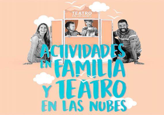 Festival de teatro infantil y actividades en familia gratis en la terraza del Centro Comercial Miramar (Fuengirola)
