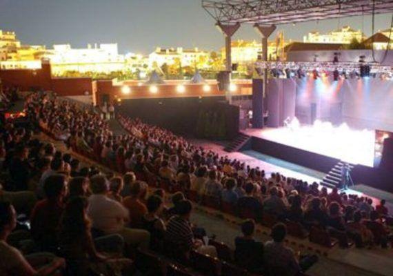 Musicales para niños en el auditorio de Benalmádena e agosto