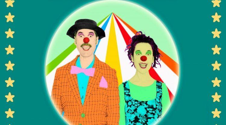 Con mucho clown: teatro de payasos para niños en Alhaurín de la Torre