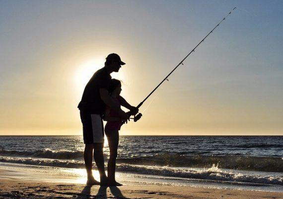 Curso de pesca gratis en La Misericordia para niños y jóvenes