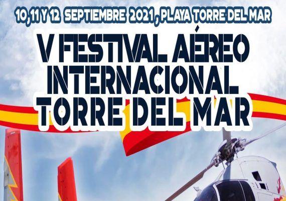 Festival Aéreo Internacional en Torre del Mar gratis para toda la familia