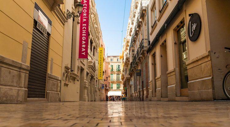 Gymkana gratis para jóvenes sobre la cultura y la historia de Málaga