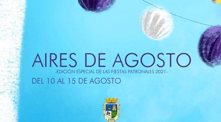 Atracciones de feria y fiestas patronales en Coín: Aires de agosto