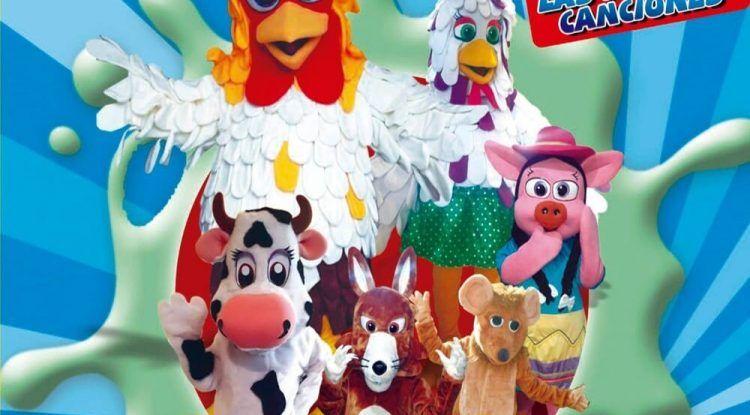 Musical para niños en Torremolinos: Bartolito en la Granja