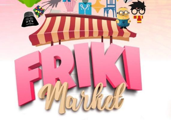 Friki Market: ocio en familia en el Málaga Nostrum el 21 de agosto