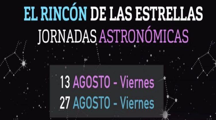 Jornadas de observación astronómica gratis en el Rincón de la Victoria
