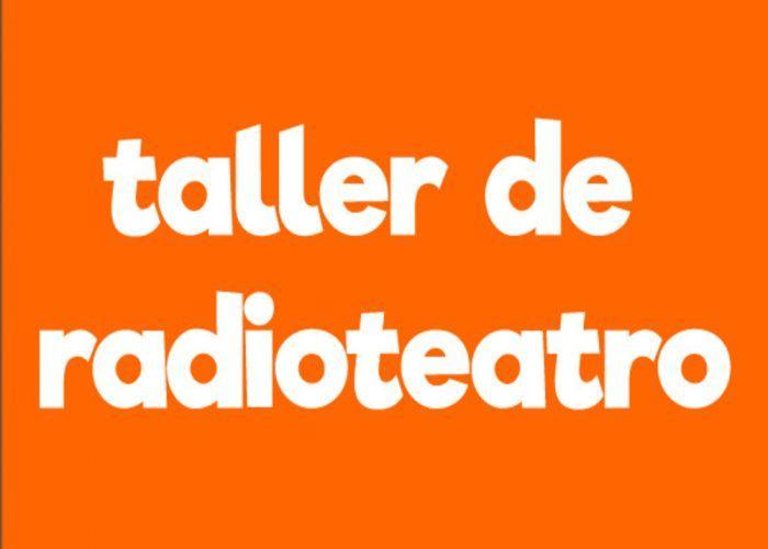 Taller de radioteatro gratis para jóvenes con MiniChaplin