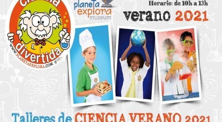 Campus científico para niños y jóvenes en Fuengirola: Ciencia Divertida