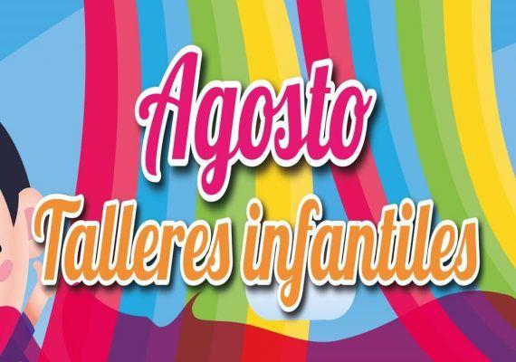 Talleres gratis para niños en el Centro Comercial Rosaleda