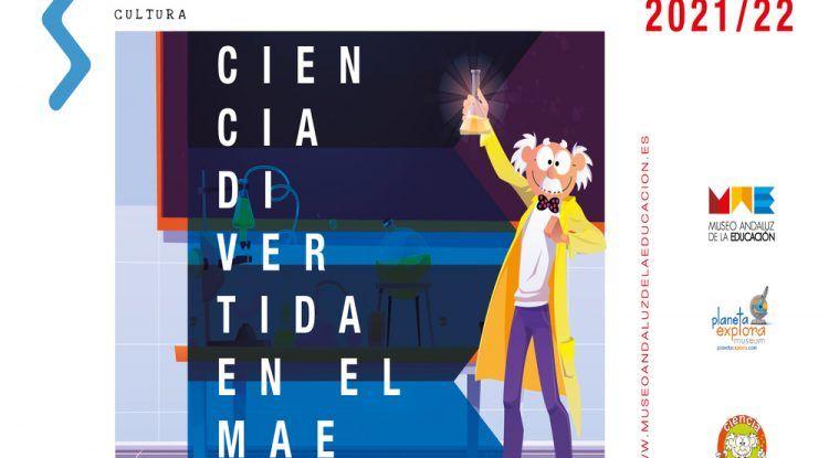 Visitas escolares con Ciencia Divertida en el Museo Andaluz de la Educación