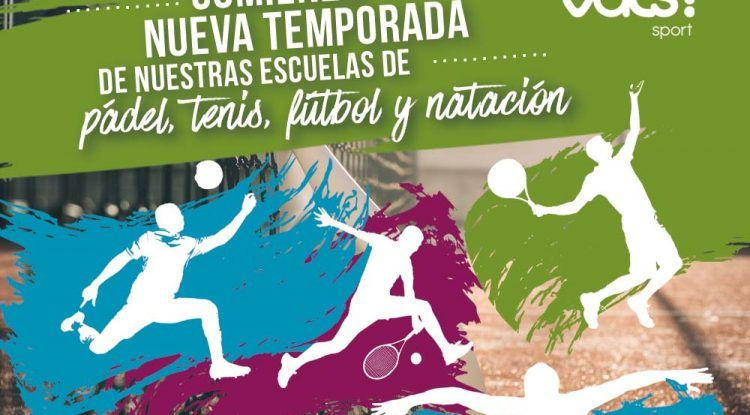 Actividades extraescolares deportivas en Málaga con Vals Sport
