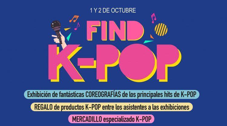 Exhibición de K-Pop gratis en el Centro Comercial Rincón de la Victoria