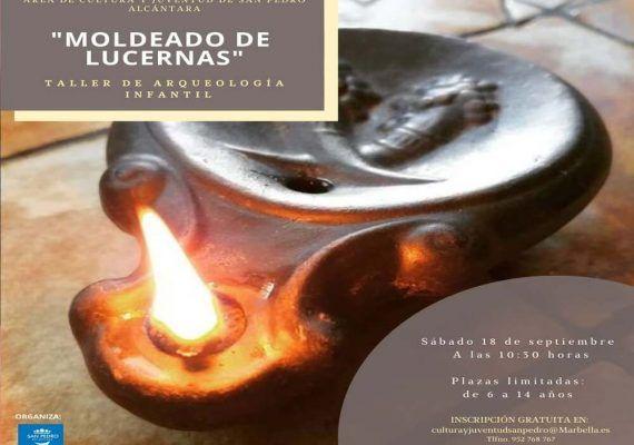 Talleres gratis de arqueología para niños en San Pedro Alcántara, Marbella